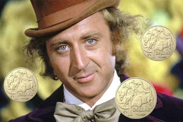 Royal Australian Mint launches Willy Wonka-style treasure hunt