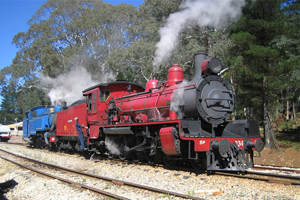 Article image for Lithgow's iconic Zig Zag Railway to get $2.3m restoration