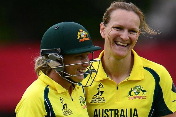 Sarah Aley recaps Australian Women's T20 World Cup opening victory