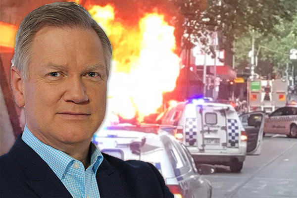 Article image for Why the Bourke Street terror attack frightens Andrew Bolt