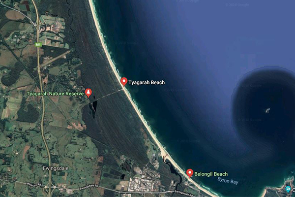 Article image for Calls to close nudist beach over sex pest fears