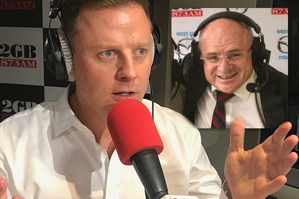Article image for 'Were you aware or not?' Ben Fordham's call with Parramatta Mayor explodes