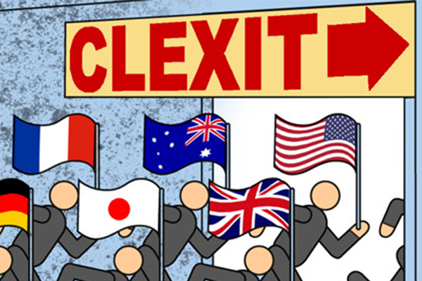 Article image for You may know Brexit, but have you heard of 'Clexit'?