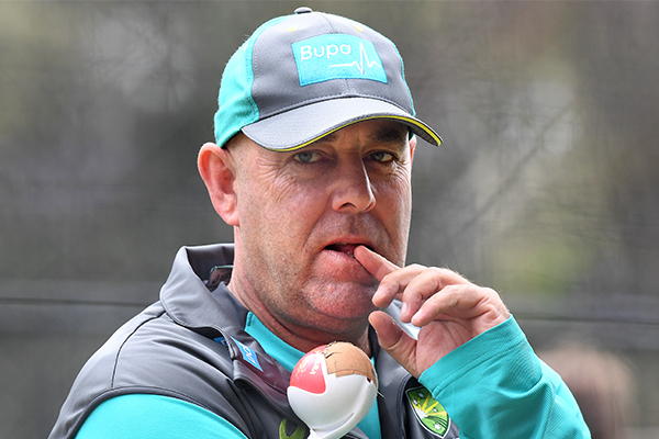 'I'd love to do it': Darren Lehmann still has eyes for the top job