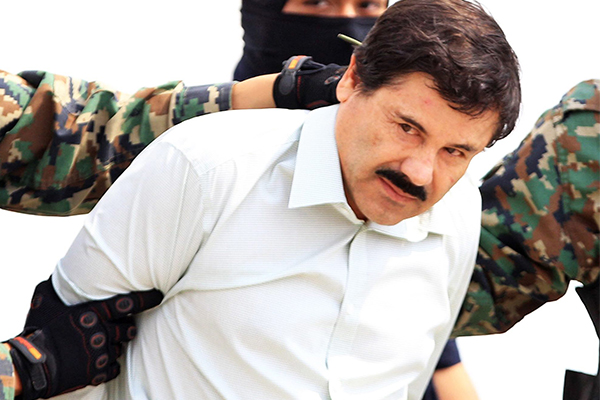 Article image for El Chapo's trial is under way but could we see THIS twist?