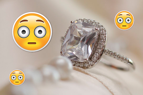 Barbara Sinatra's engagement ring goes under the hammer for how much?!