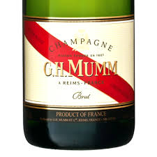 G.H.Mumm have created something out of the world for this Melbourne Cup