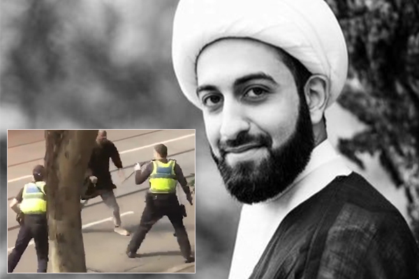 Article image for 'He was 1000% right': Imam backs Prime Minister's stance on Bourke Street attacker