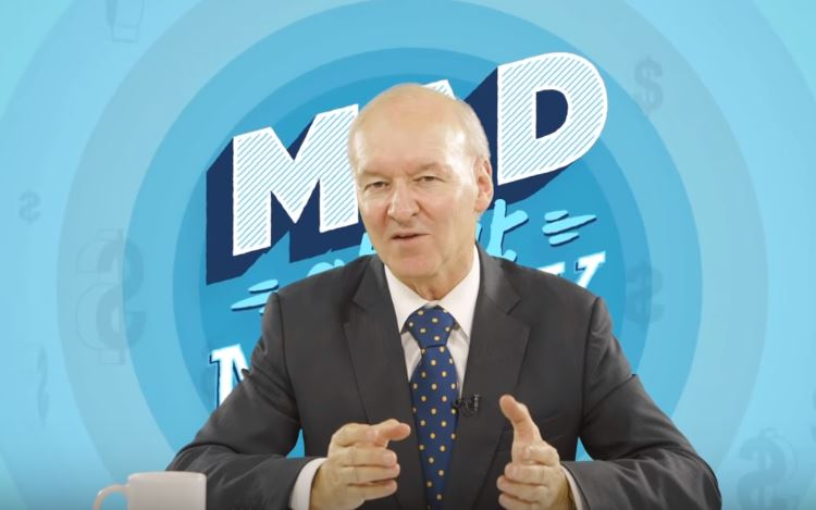 Article image for Is the RBA governor more bullish than Peter Switzer?