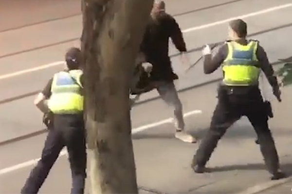 Bourke Street attack: Does Australia need a rapid response unit?