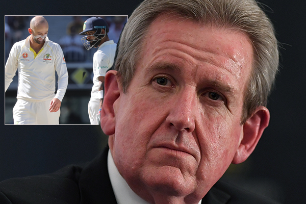Why former premier Barry O'Farrell wants India to beat Australia in the cricket