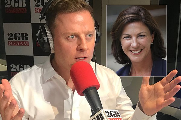 Ben Fordham calls out Minister's disgruntled staff member