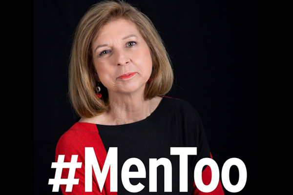Controversial sex therapist takes aim at 'male bashing' feminists with #MenToo