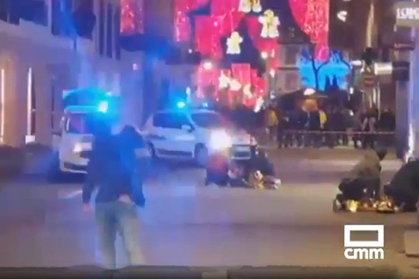 UPDATE | French police have 'neutralised' the Strasbourg Christmas market terrorist