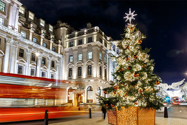 Top holiday destinations for Christmas