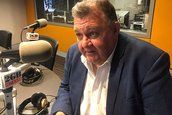 Craig Kelly launches scathing attack on Facebook over 'slander and smear'