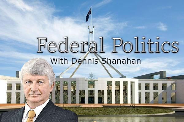 Federal Politics with Dennis Shanahan