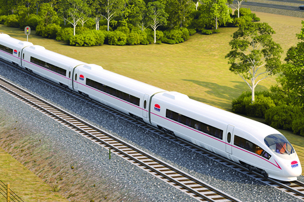 Article image for High-speed rail network on the agenda for NSW