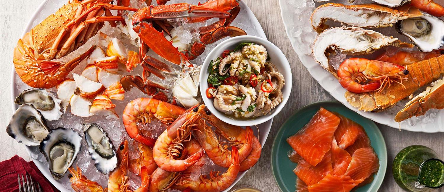 Is seafood on the menu for your Christmas lunch?