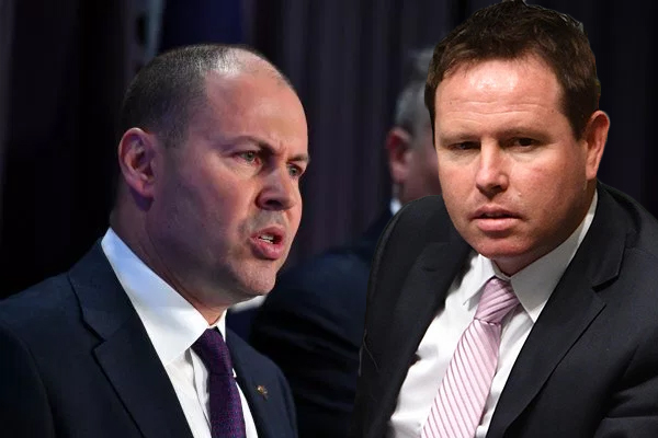 Treasurer insists latest scandal won't distract the government