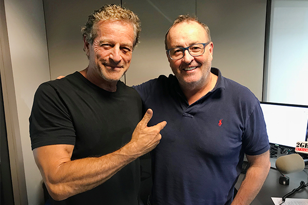 Article image for Business mogul Mark Bouris to 'pay it forward' on national tour
