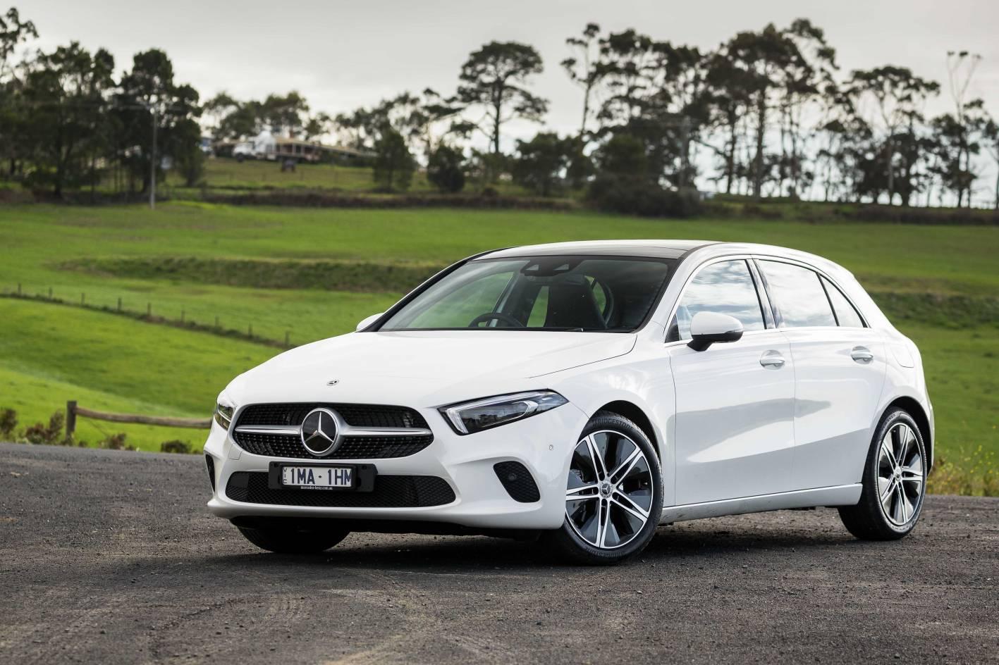 Mercedes-Benz A-Class - 1