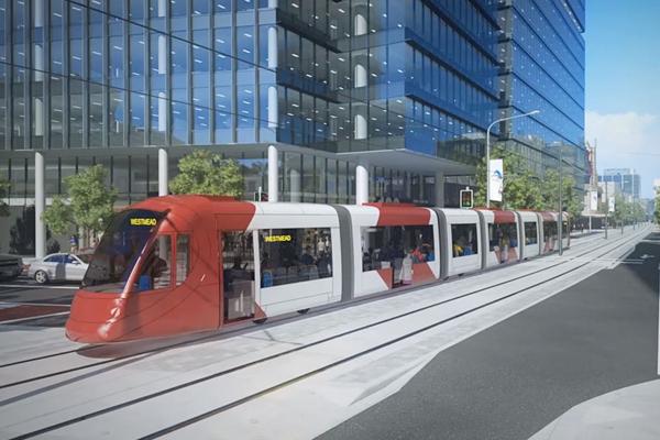 Minister confident Parramatta light rail 'won't see the same disruption' as CBD