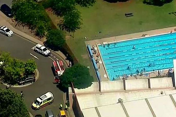 Children exposed to chemical fumes at public pool in Picton