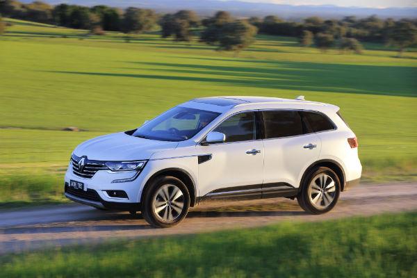 Renault Koleos Life Suv Sharp Drive Away Value At 29 990