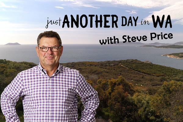 Explore the best of WA with Steve Price