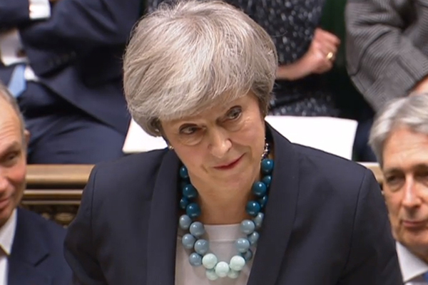 UK Prime Minister 'very embarrassingly' calls off Brexit vote