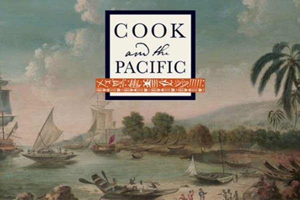 Article image for Three of Captain Cook's journals are on display for the first time