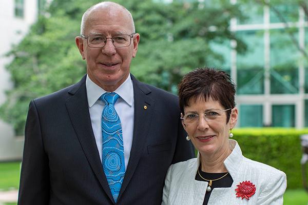 How our next Governor-General got his hilarious nickname