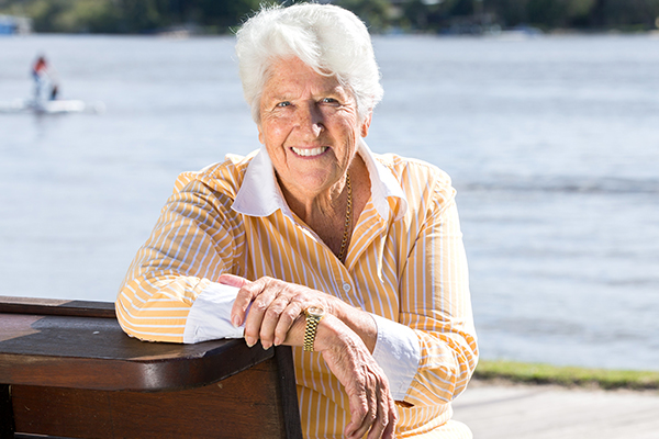 'Let them earn some money': Australian swimming legend Dawn Fraser backs new competition