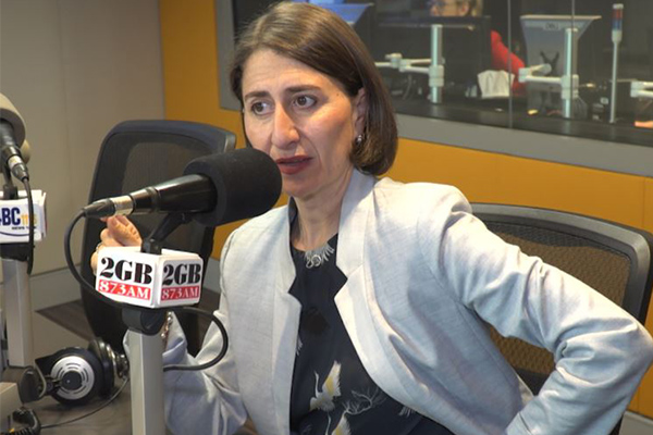Article image for 'Now the system is foolproof': Gladys Berejiklian assures no repeat of Ruby Princess debacle