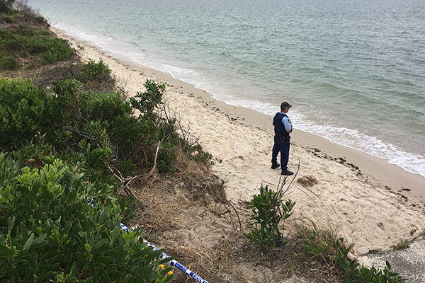 Body found in the water at Botany Bay