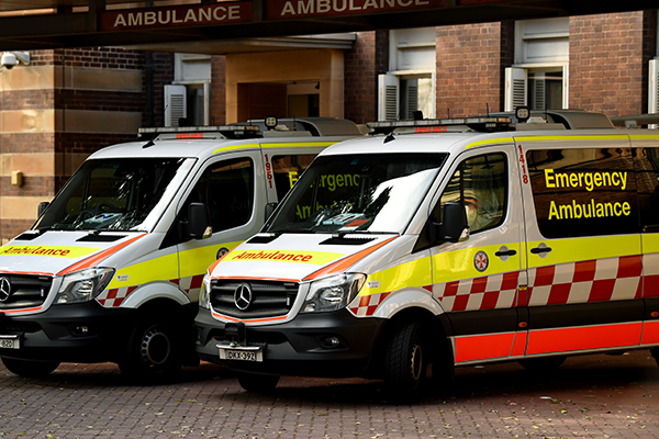 Sydney's ambulance response times the slowest in the nation