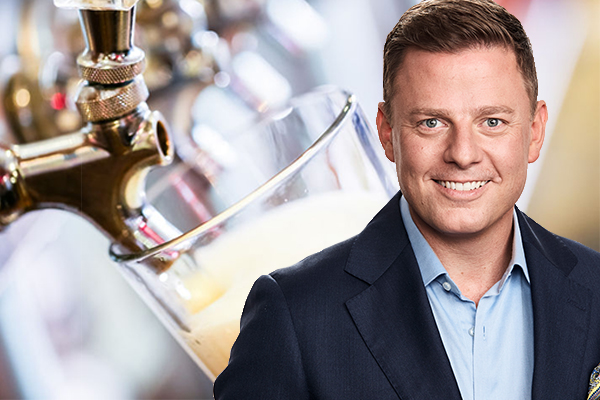 Article image for Ben Fordham teams up with local pub to offer free beer… but there's a catch