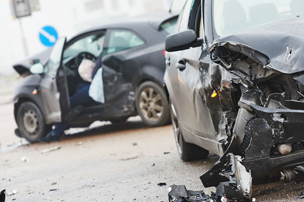Article image for Police launch crash display to warn drivers about car safety