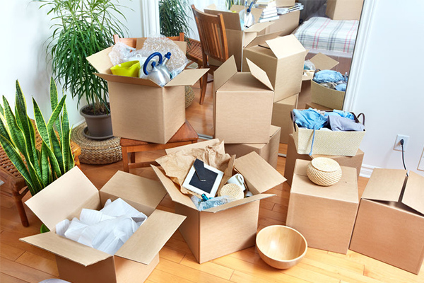 The golden rule to decluttering your home
