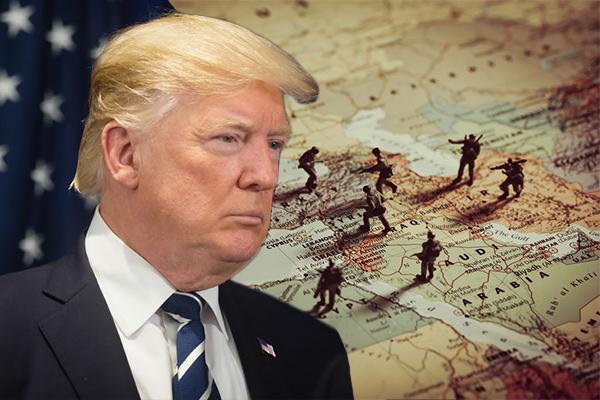 Donald Trump's latest decision has Senator Jim Molan worried