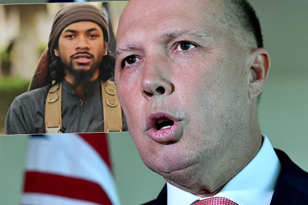 Peter Dutton insists accused IS recruiter Neil Prakash is a dual Fijian citizen