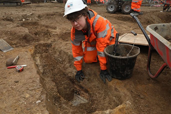 Article image for The remains of Matthew Flinders have been found, ending a 170-year mystery