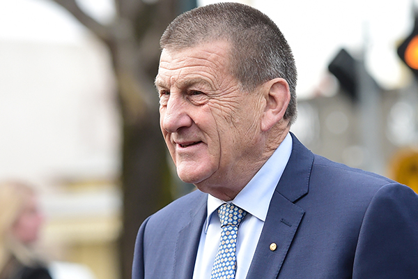 Article image for Why Jeff Kennett wants to move Australia Day