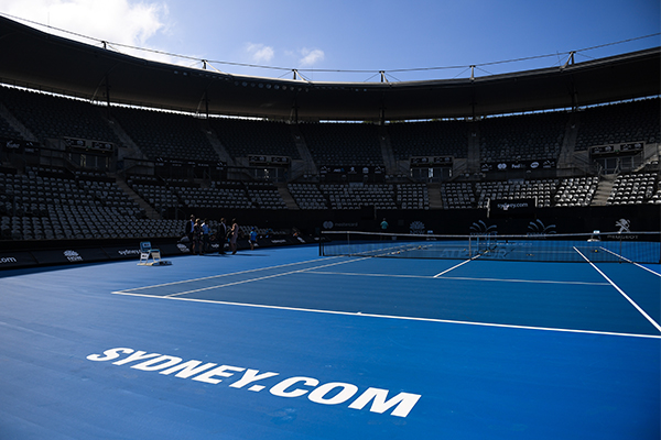 Article image for Sydney snags ATP Cup tournament… after government splashes out on tennis centre roof