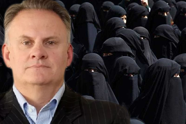 Article image for Mark Latham's election plan to 'ban the burqa'