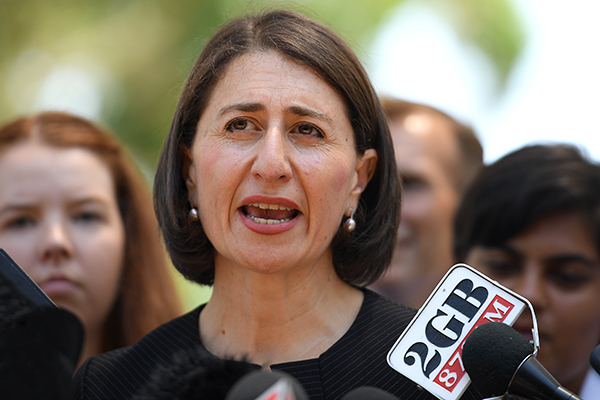 Article image for 'Work my guts out': Premier ready for tight election race