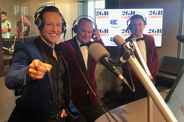 Article image for The Robertson Brothers' newest show leaves Ray Hadley stunned