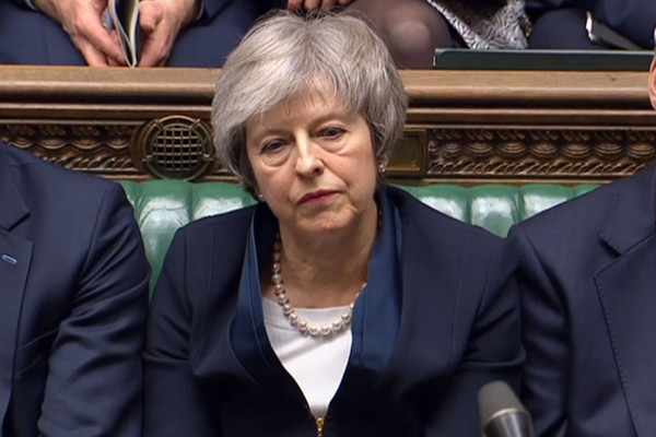 Article image for Latest: Theresa May narrowly survives no-confidence vote