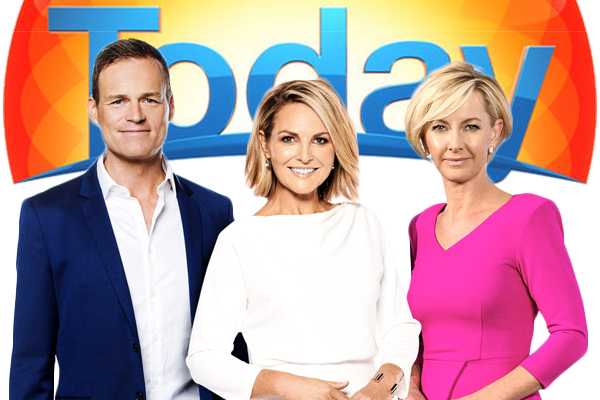 Article image for Deb Knight 'slightly terrified' about Today Show task